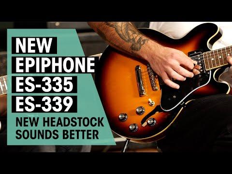 Epiphone ES-335 ES-339 | John Mayer Jam (No Talking) |Thomann