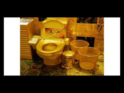 Top 10 Most Expensive Toilets In The World