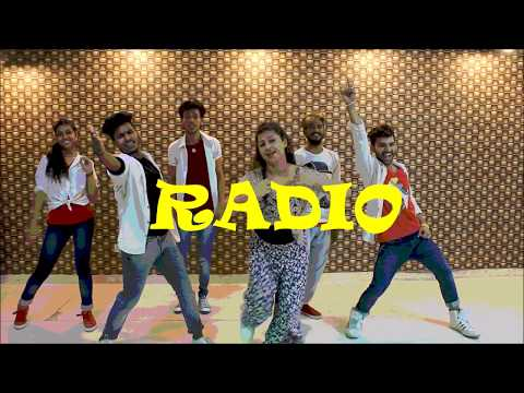 Thumbnail: Tubelight - RADIO SONG | Salman Khan | choregraphy by THE DANCE MAFIA MOHALI