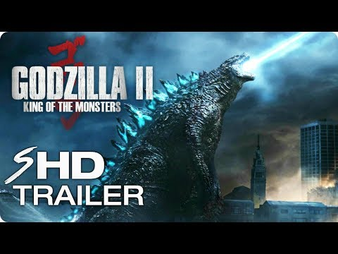GODZILLA 2: King of the Monsters Teaser Trailer #1 2019 Action Movie HD Concept