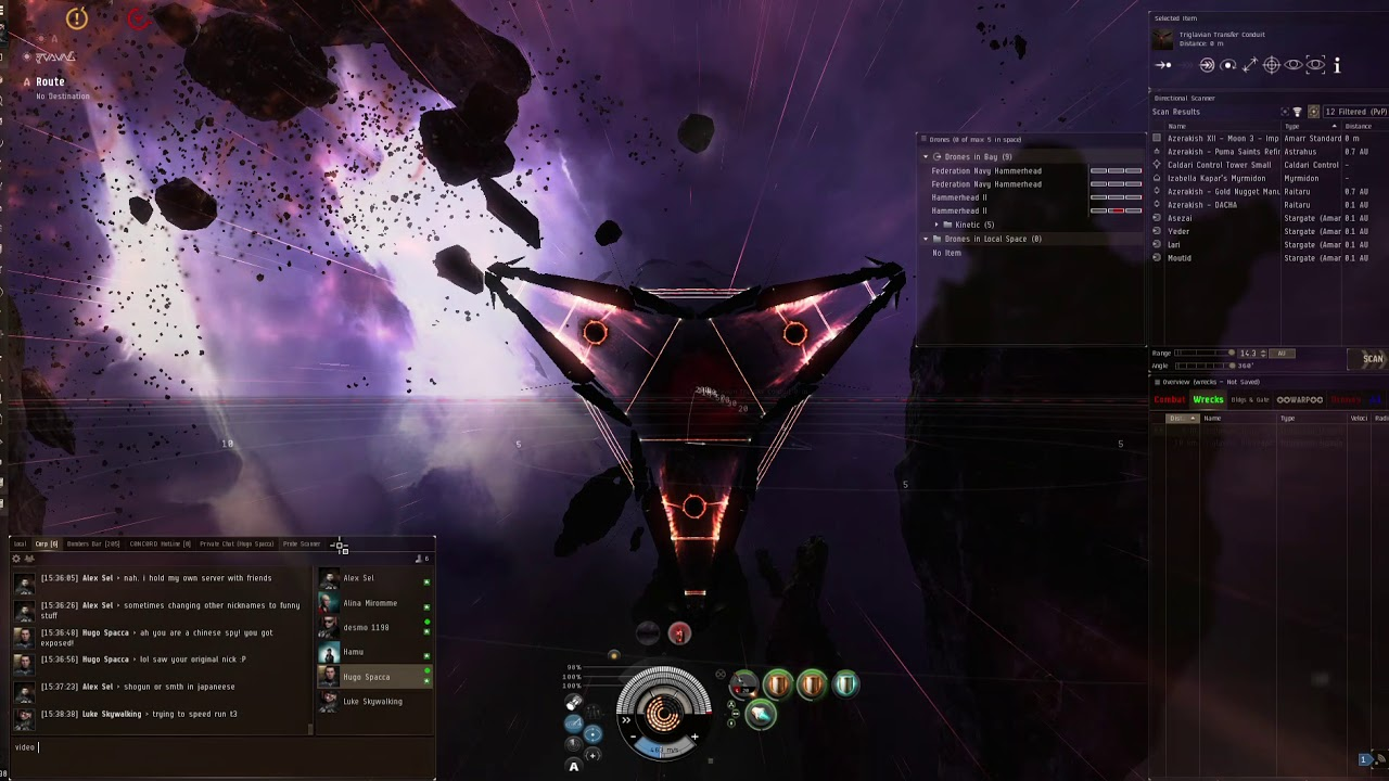 A look inside T3 Abyss with the Gila
