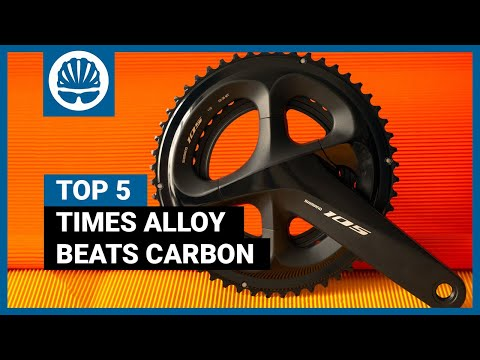 Top 5 | Products That Prove Carbon Isn't Always Best