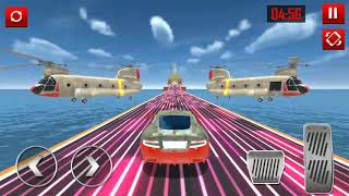 Mega Ramp Car Racing Stunts 3D - Impossible Tracks | Android Gameplay screenshot 3