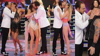¡Onur besó a siete personas!