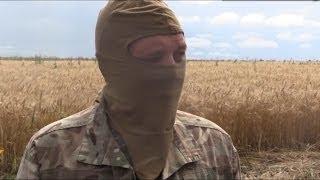 Украина. Пленный из Славянска рассказал как бежал Гиркин с боевиками.Видео