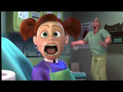 Finding Nemo - Darla Scene