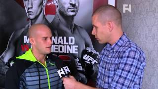 UFC Fight Night 54: Mitch Gagnon -