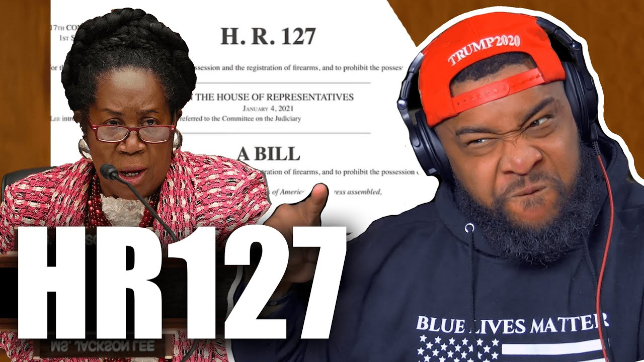 PROOF H.R. BILL127 IS A NIGHTMARE FOR AMERICA