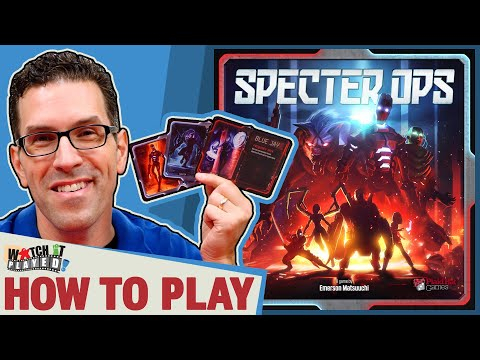 Specter Ops - How To Play