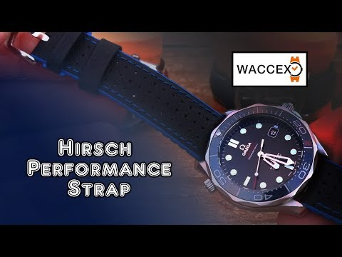 REVIEW: Hirsch Performance Strap From WACCEX.de