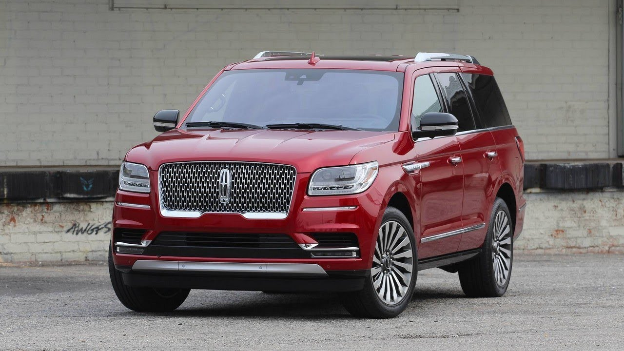 2018 lincoln navigator luxury suv youtube. Black Bedroom Furniture Sets. Home Design Ideas