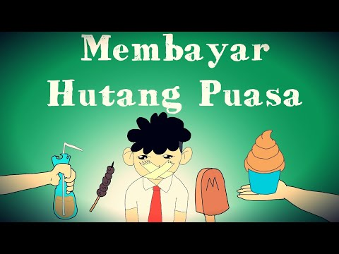 Wowo Membayar Hutang Puasa - Kartun Lucu Animasi Indonesia - Koplakdokars