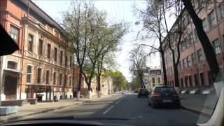Поездка в Нижний Новгород на автомобиле(Автомобильное путешествие по городам России. В прошлый раз я выкладывала видео из поездки в Казань, а на..., 2013-05-22T23:27:44.000Z)