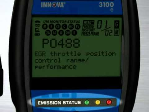 Equus Innova 3100 OBD 2 Code Reader Product Demonstration - Advance Auto  Parts