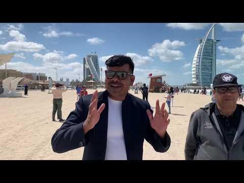 #Dubai #zumera Beach#Dubai Tour