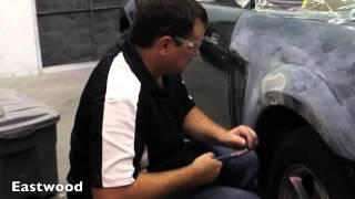 Dent Repair: How To Repair A Dent Using A Body Hammer and Stud Welder Gun