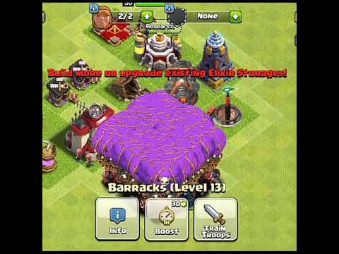 Latest hack private version of clash of clans!!!