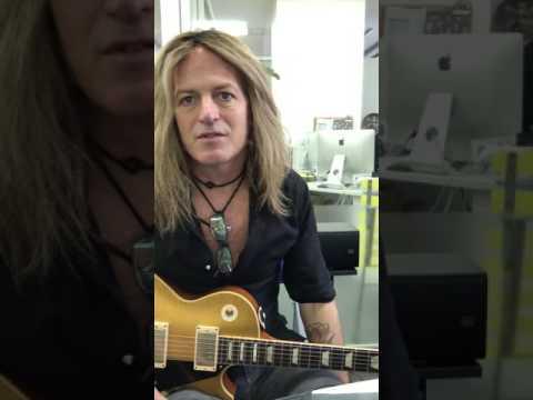 Doug Aldrich interview with Roppongi Rocks in Tokyo