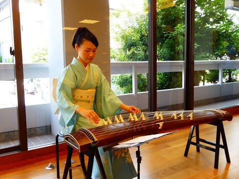 #17 NARA: SAKE TASTING, KOTO RECITAL AND SIGHTSEEING
