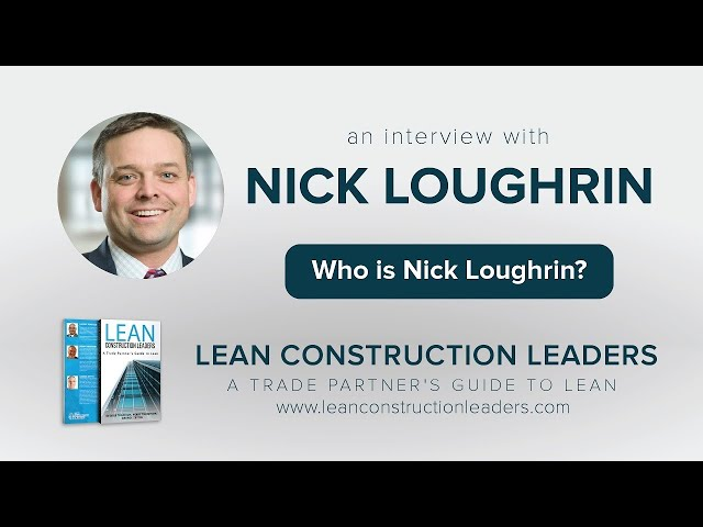 Who is Nick Loughrin?