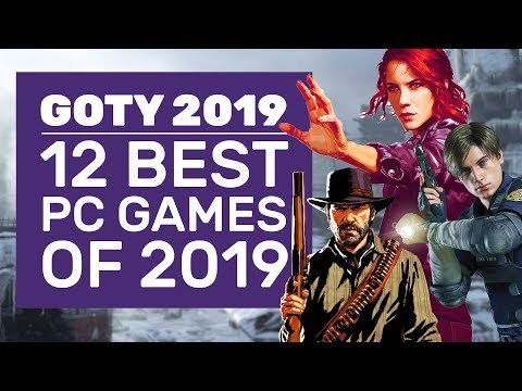 12 Best PC Games You Had To Play In 2019 thumbnail