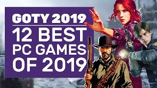 12 Best PC Games You Had To Play In 2019