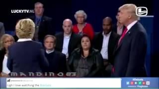 Illary Clinton feat Donald Trump