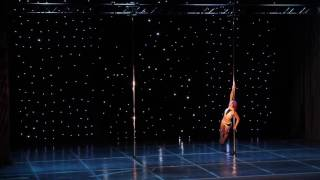 Valia Antonouda - Greek Pole Dance Championship 2017 - Amateur Champion