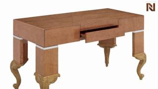 Regency Style Color Writing Desk Vgwctem8s004 From Vig Furniture