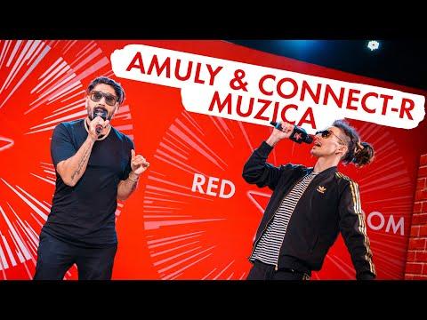 AMULY feat. CONNECT-R - MUZICA | LIVE @ Virgin Radio Romania