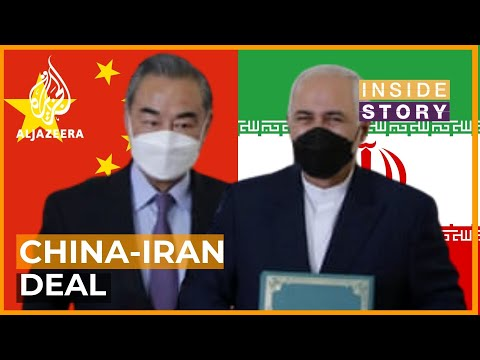 What is behind China and Iran's 'strategic' deal?   Inside Story