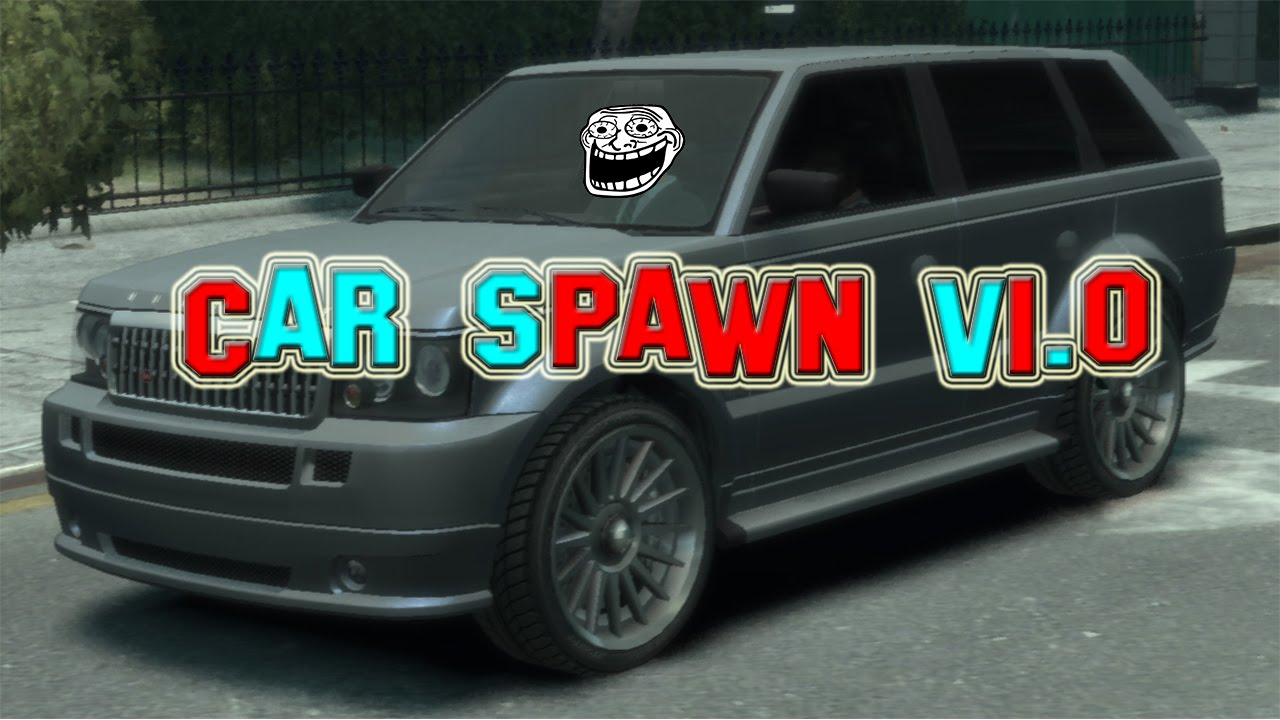 [GTA-IV] Car Spawn Placement V1 0 - (Download) PC