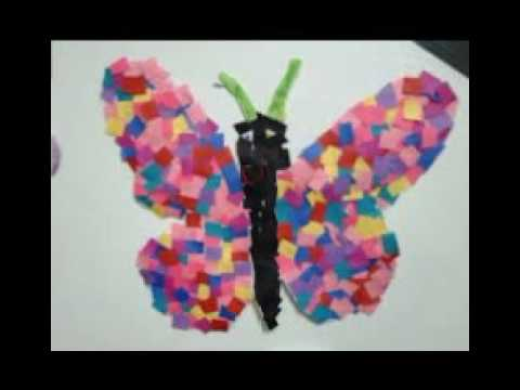 Art And Craft Activities For Preschoolers Youtube