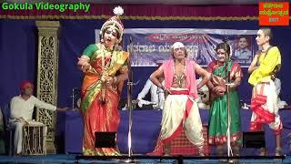 Yakshagana 2017-HAASYA 40miutes-DAKSHAYAJNA-ಕಲಾವಿದರೇ ನಗೆಗಡಲಲ್ಲಿ ತೇಲಿದ ಸನ್ನಿವೇಶ@ಕತಗಾಲ ಯಕ್ಷೋತ್ಸವ-೨೦೧೭