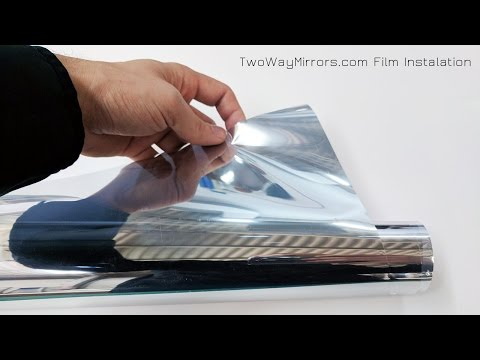 Two Way Mirror Film