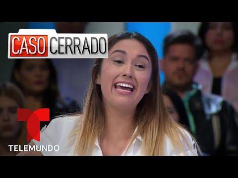 Caso Cerrado | Her Husband Abused Her Daughter So She Killed Him 🤭🔪🚨⚰️| Telemundo English