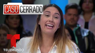 Caso Cerrado | Her Husband Abused Her Daughter So She Killed Him 🤭🔪🚨⚰️| Telemundo English