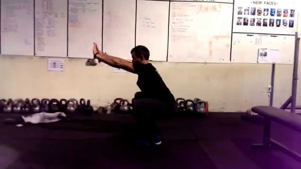 Couch to CrossFit Episode 2 - YouTube