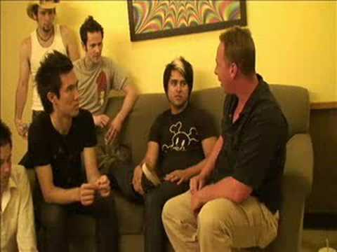 Suburban Legends Vince Walker interview 7-7-2008