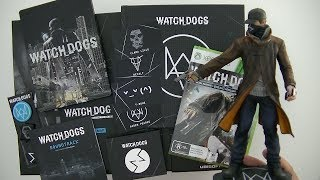 Unboxing Watch Dogs DEDSEC Edition