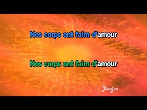 Karaoké Unchained Melody (Stade De France 2009) - Johnny Hallyday *