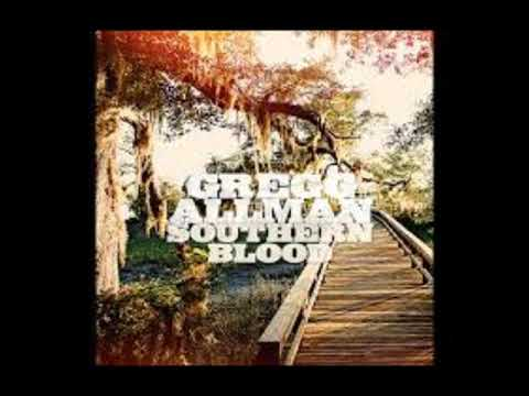 Gregg Allman   Blind Bats And Swamp Rats With Lyrics In Description