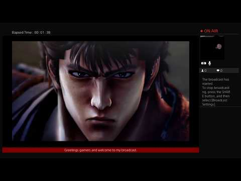 Fist of the north star lost paradise review by rubeus archos