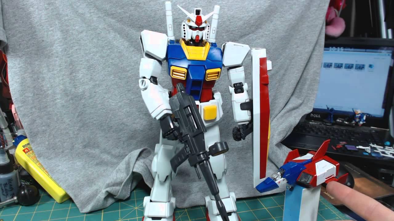 Mobile Suit Gundam PG 1//60 RX-78-2 Gundam