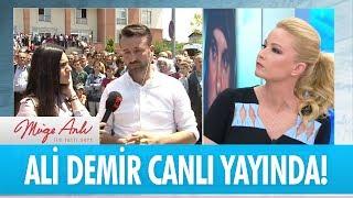 Ali Demir canlı yayında!- Müge Anlı ile Tatlı Sert 1 Haziran 2017 – atv