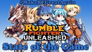 Rumble Fighter Unleashed: The State of the Game