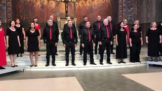 דצמבר - פסטיבל מקהלות עולמי, גטבורג, שבדיה 2019