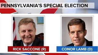 Trump to rally for Rick Saccone in Pennsylvania\'s special election