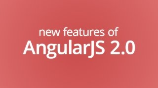 What's new in AngularJS 2.0 in 3 minutes! | Duncan Hunter