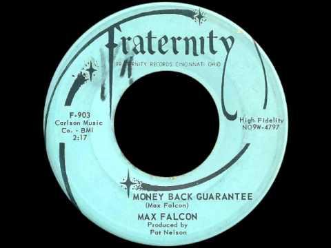 Max Falcon - Money Back Guarantee